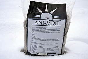Ani-mixi pellavarehu 10 kg