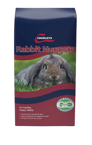 Chudley's Rabbit Nuggets