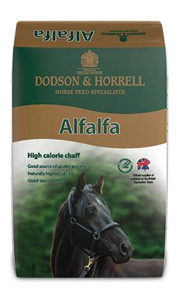 D&H Alfalfa Paali 20kg