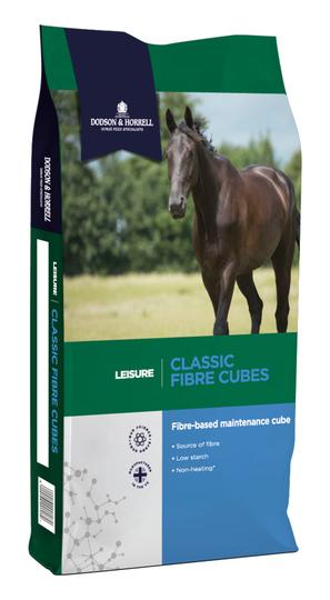 D&H Classic Fibre Cubes 20kg