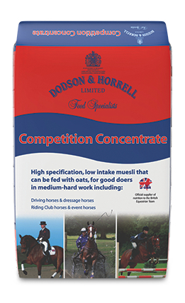 D&H Competition Concentrate 20kg