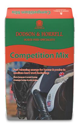 D&H Competition Mix 20kg