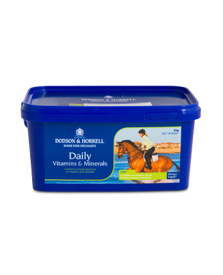 D&H Daily Vits&Mins 2kg