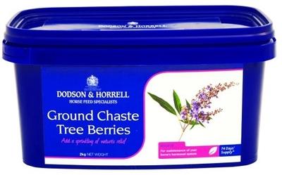 D&H Ground Chaste Tree Berries / Munkinpippuri 2 kg