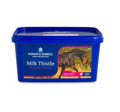 D&H Milk Thistle 500g