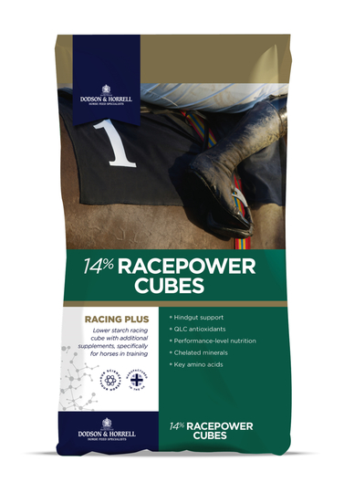 D&H Racepower Cubes 14 % 20 Kg