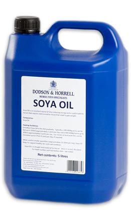 D&H Soya Oil 5L