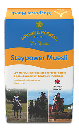 D&H Stay Power Muesli 20kg