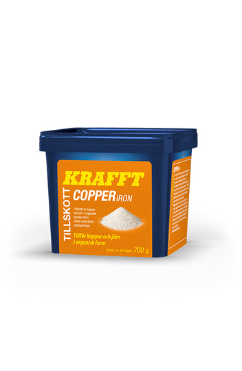 KRAFFT Copper-Iron 700gr