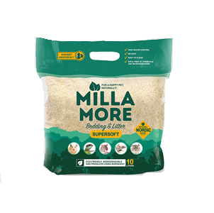 Milla More Supersoft Bedding 10 L