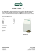 Alfalfa Pellet Dengie 20kg