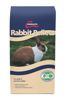 Chudley's Rabbit Pellets