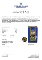D&H Alfalfa Oil Plus 18 kg