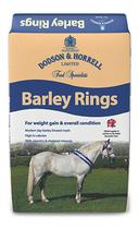 D&H Barley Rings 15kg