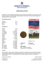 D&H ERS Pellet 15kg