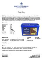 D&H Equi-Bites 3kg