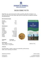 D&H High Fibre Nuts 20kg