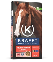 KRAFFT High Energy Muesli 20 kg