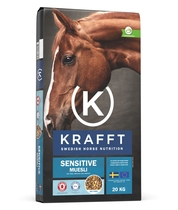 KRAFFT Sensitive Muesli 20 kg